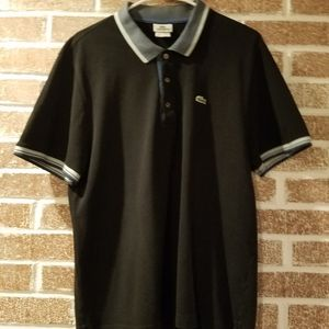 Lacoste Mens polo shirt size 8